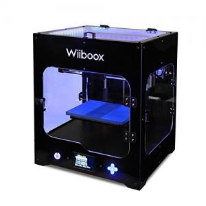 China Wiiboox ONE MINI Desktop 3D Printer, Single Extruder, 100 microns, high precious and support OEM/ODM on sale