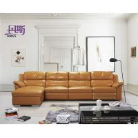 Home furnture--Modern Creative Genuine Leather Sectional Sofa