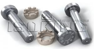 China Reseller of M13*70, M16*90 Stainless Steel Shear Studs with CE for steel building on sale