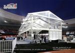 Double Decker ABS Sidewall Aluminum Outdoor Event Tents