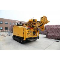 Surface Mining Drilling Rig Track Crawler Mounted 2000m Depth CSD1800AX