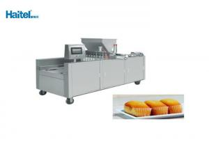 China Full Automatic Pastry Cake Making Machine For Bakery PLC Control 2-6s Extrusion Time on sale