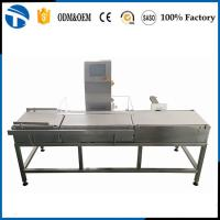Automatic Weight Inspection Machine Check Weigher for Small Business