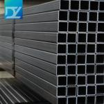 Galvanized Cast Iron ERW Structural Steel Sections For Parking Structure
