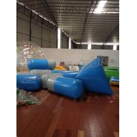 Unique Design Inflatable Sports Games , Inflatable Bunker Paintball For Obstacle Games