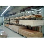 Défilement ligne par ligne en porte-à-faux résistant de palette pour le stockage de contreplaqué d'entrepôt