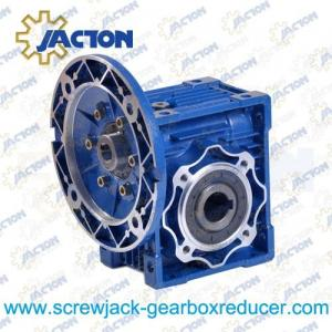 China NMRV025 Worm Gearbox 4Nm to 15Nm Power 60w, 90w on sale