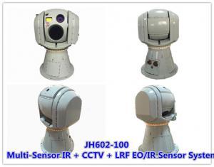 China Multi-Sensor IR + CCTV + LRF Electro-optical (EO/IR)  Sensor System on sale