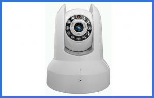 China 1 / 4 CMOS 355° View Angle Wireless IP Cameras 720P for Residential Security on sale