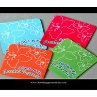 new design wholesale coaster popular in Europe colorful slate coaster