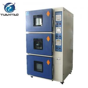 China 0 Degree Stability Climate Control Chamber , Environmental Testing Equipment on sale