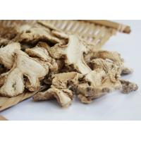 China Dried Ginger slice Rhizoma zingiberis Ginger cut Zingiber officinails Willd Rosc 100% natural Gan Jiang on sale