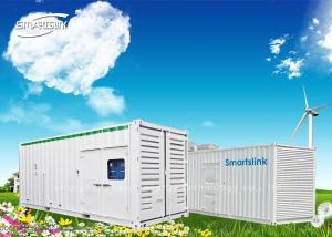 China European  Mission Standard 600kw 750kva Diesel Generating Set Solution  with Cummins EngineThree Phase   C650S on sale