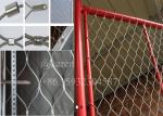 Stainless steel rope net widely used in Europe Market