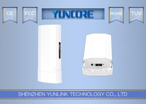 China 802.3at Outdoor Wireless Access Point , 48V PoE Support High Power Wifi Access Point on sale