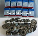 China 608 ZZ Double Shielded Miniature Ball Bearing for Skateborad 8mm x 22mm x 7mm wholesale