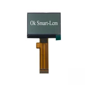 China OKSMART LCD Segment Display Screen 128×64 ST7567 Blue 5V , Lcd Numeric Display on sale