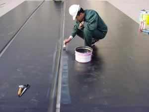 China Construction Solvent Based rubber paint in China on sale