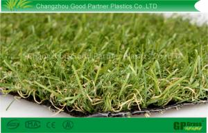 China Green 22mm Garden Artificial Grass UV Resist Synthetic Turf For Garden on sale