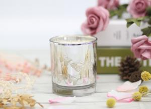 China Soy Wax Home Scents Candles / Luxury Scented Candles With Customized Packaging on sale