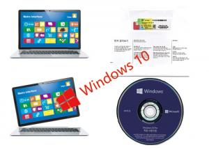 China Genuine Microsoft Verified Ms Windows 10 Pro 64bit Dvd Oem For Computer Use on sale