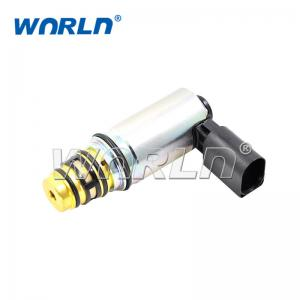 China Small Precision 3155351 AC Compressor Control Valve For Audi A3 Seat VW Golf on sale