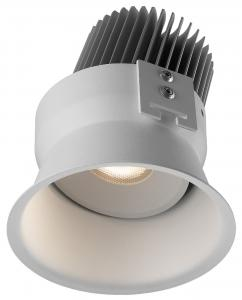 China Mini Trim Adjustable LED Recessed Downlight Citizen COB Chip Anti Glare 37V on sale