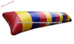 China Kids Lake / Pool Toys Inflatable Water Blob Of Inflatable Water Park on sale