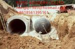 Kenya dia450 pneumatic tubular forms used for drainage culvert pipe bridge construction