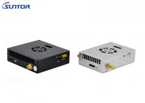China Communication radio rc full hd wireless internet video and TTL / rs232 data transmitter on sale