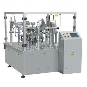 China Preformed Bag Waterproof Packaging Machine on sale