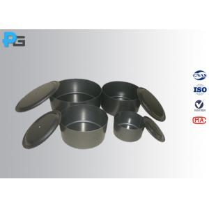 GB21456 Low Carbon Steel Test Pots for Household Induction Cookers with 1mm Covers