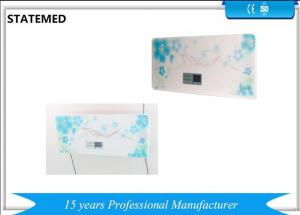 China Medical Metal Cover UV Air Purifier , Wall - Mounted Uv Light Sterilization Hospital on sale