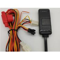 China G17H Car GPS Tracker With Built - In High Sensitive Chip Set GT06 Protocol on sale