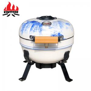 China mini bbq grill 12 inch kamado korean bbq, table top ceramic grill on sale
