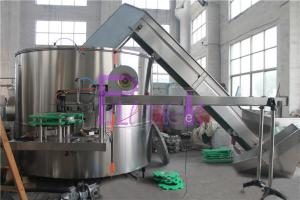 China High Speed Bottle Sorting Machine For Carbonated Soft Drink Processing Line on sale