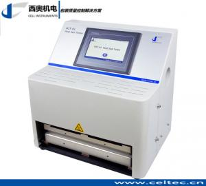 China Polymer testing equipment heat seal tester on sale