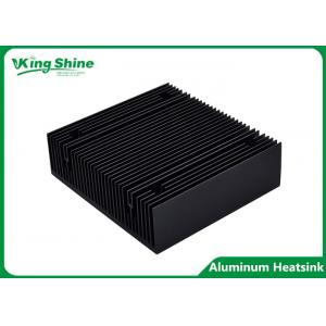 China Aluminium Extrusion Extruded Heatsink 50w-150w With Pre-Drilled Holes Diy Led Lamps on sale