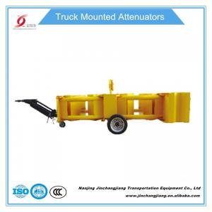 China Detachable Truck Mounte Attenuators Rear-end collision-proof equipment Protect highway maintenance vehicles and personne on sale