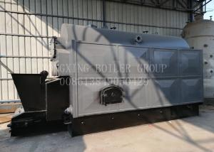 China Reliable Coal Fired Steam Boiler 6t/H Capacity Pulverized Coal Fired Boiler on sale