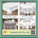 China Supplier Pool Table Cloth PVC Table Cloths  For Home / Hotel / Picnic / Restaurant wholesale