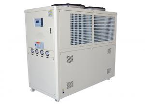 China High Efficient Portable Water Chillers Industrial Schneider / LS Electrical Parts on sale