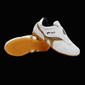 China Taekwondo shoes Sports shoes Martial arts shoes Imitation ox-tendon sole Good breathability and flexibility on sale