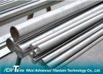Barra Titanium do forjamento da liga de ASTM B381 com tolerância H7 para componentes de motor