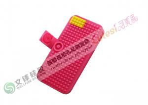 China 創造的なDIYのiPhone若者達の使用のための適したLegoのブロック デザインを用いる5つのシリコーンの箱 on sale