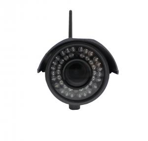 China 1.0MP 720P Wireless IP Security Camera , Waterproof  WIFI P2P IP Camera on sale
