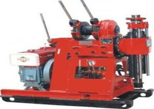 China Construction Drilling Machine For Soil Investigation Diesel Fuel on sale