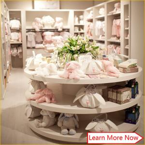 346838e6 Quality Customized high quality baby kids clothes store interior design for  sale