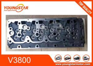China 1C020-03027 Engine Block Cylinder Head For KUBOTA V3800 on sale