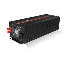 China LED indicators 3000W Pure Sine Wave Power Inverters - 12V / 24V / 48V to 110V / 220V on sale
